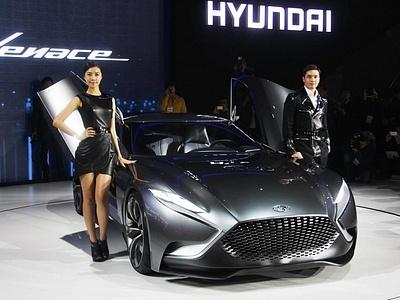 Концепт-кар Hyundai HND-9