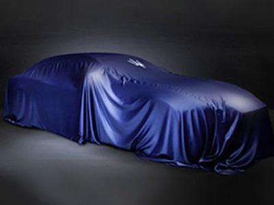 Тизер Maserati Ghibli