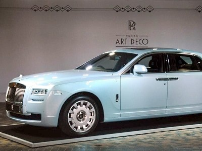 Rolls-Royce Ghost Art Deco Edition