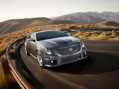 Купе Cadillac CTS-V