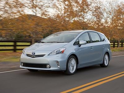 Toyota Van Prius+