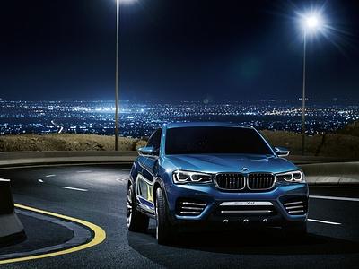 Концепт-кар BMW X4