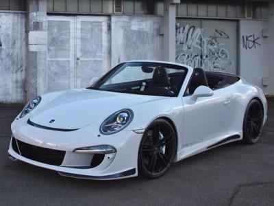Porsche 911 Carrera S Convertible