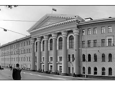 Здание ТУСУРа