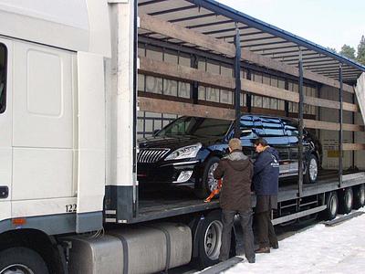 Hyundai Equus южнокорейского президента