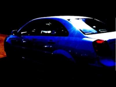 Тизер нового седана Uz-Daewoo