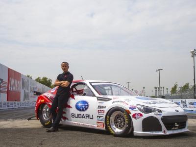 Самый быстрый Subaru BRZ
