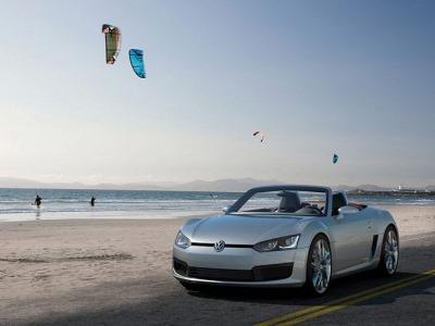 Концепт Volkswagen Bluesport