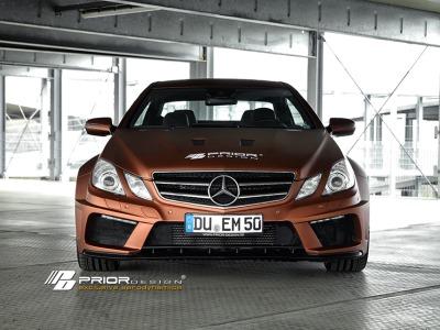 Mercedes-Benz E-Класс в обвесе от Prior Design