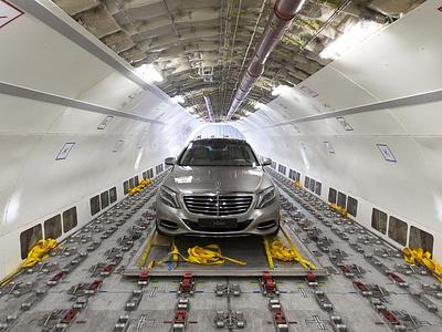 Новый Mercedes-Benz S-класса