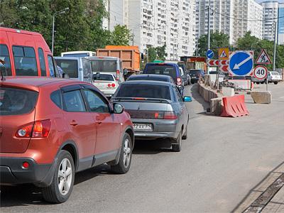 Реконструкция Варшавского шоссе