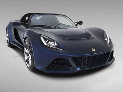 Новый Lotus Exige S