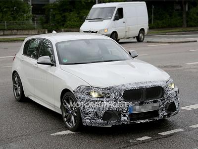 Обновленный BMW 1 серии