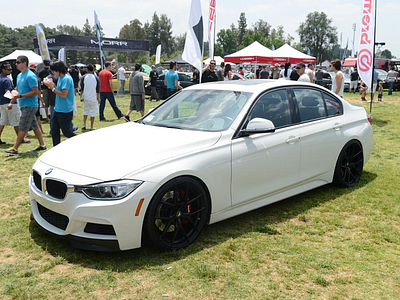 BMW 3 серии в тюнинге Vorsteiner