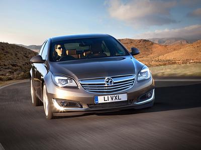 Обновленный Opel Insignia