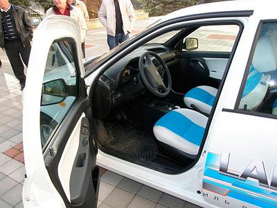 Электромобиль Lada Ellada
