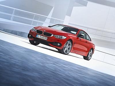 Новый BMW 4 серии