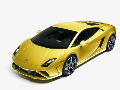 Lamborghini Gallardo текущего поколения