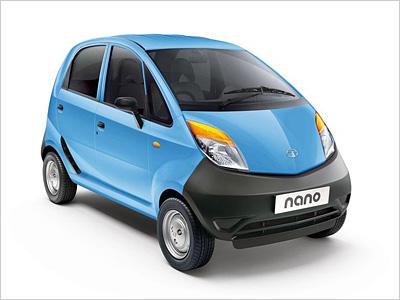 Обновленная Tata Nano