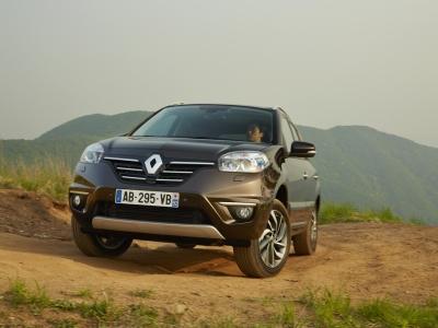 Обновленный Renault Koleos