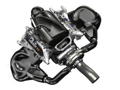 Мотор Renault 2014 года