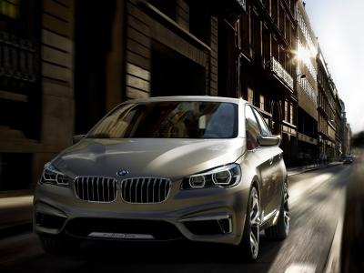Концепт BMW Active Tourer