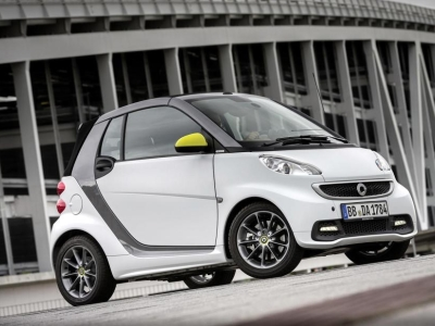 Smart Fortwo BConcept