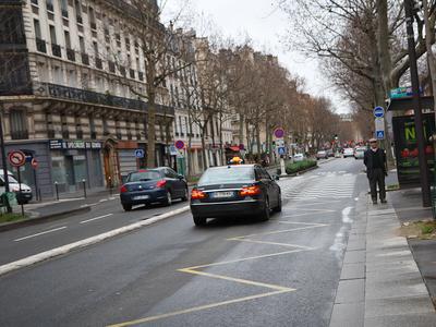 Парижский таксист