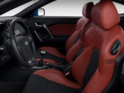 Интерьер Hyundai Tiburon