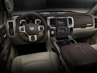Обновленный Dodge Ram 1500