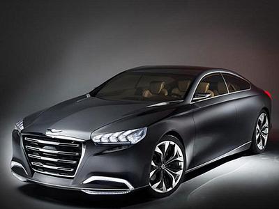 Концепт-кар Hyundai HCD-14