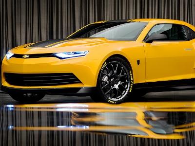 Chevrolet Camaro 2014 Concept