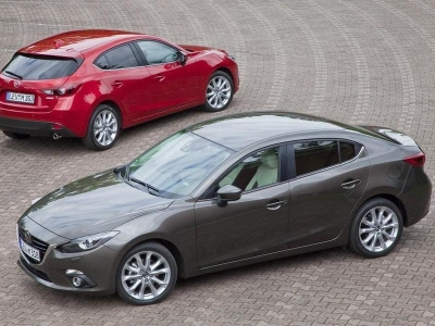 Седан Mazda3