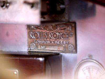 Rolls-Royce Silver Ghost London-to-Edinburgh Tourer