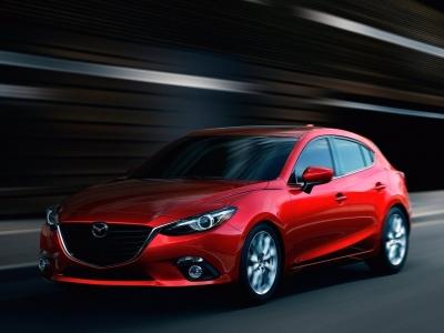Mazda 3 нового поколения