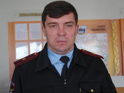 Экс-командир полка ДПС по Тюмени Сергей Беседин