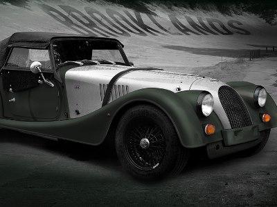 Morgan Roadster Brooklands
