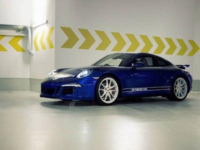 Porsche 911 Carrera 4S «5M Porsche Fans»