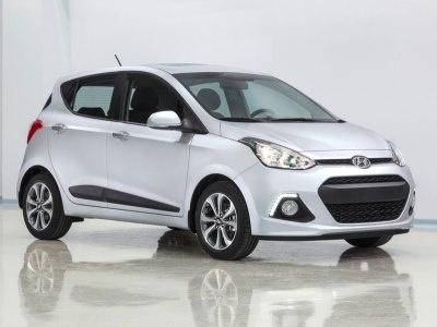 Hyundai i10 нового поколения