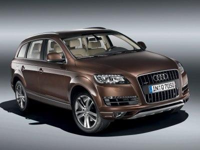 Audi Q7 текущего поколения