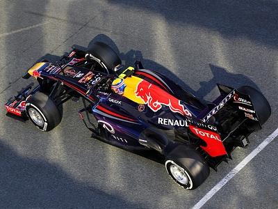 Болид Red Bull Racing RB9