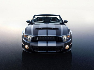 Shelby Mustang GT500 Convertible