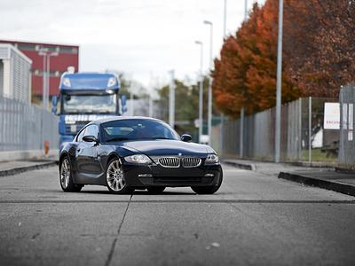 Последнее поколение BMW Z3