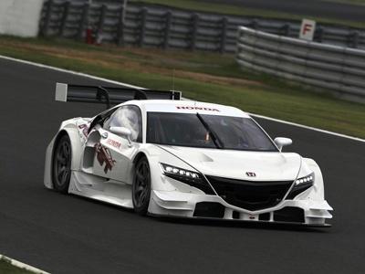 Honda NSX Concept-GT для серии Super GT500
