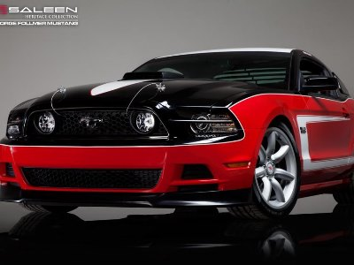 Saleen George Follmer Mustang