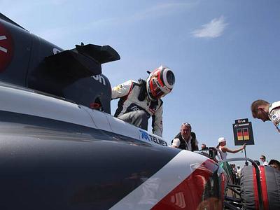 Нико Хюлькенберг на Гран-при Венгрии