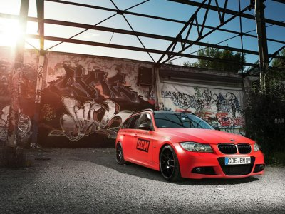 BMW 3 серии Touring от BBM Motorsport