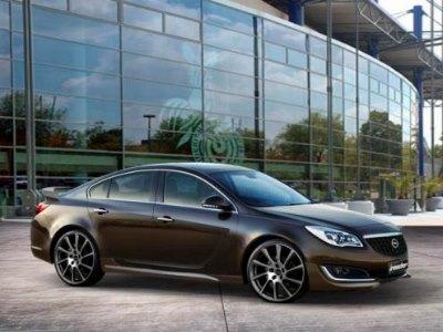 Opel Insignia от Irmscher