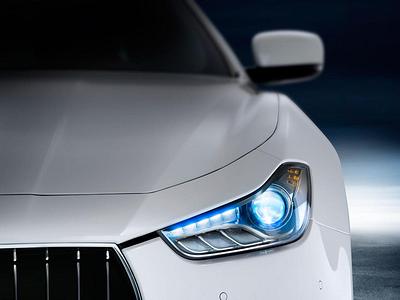 Новый Maserati Ghibli