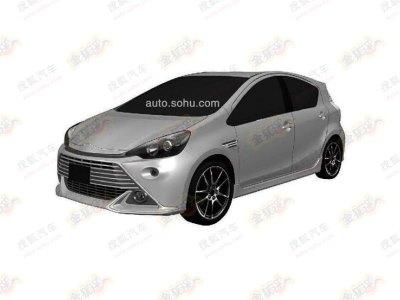 Новая Toyota Aygo